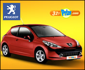 WIN A PEUGEOT HOT HATCH